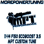 2011-2014 F150 Ecoboost 3.5 - MPT Email Custom Tunes