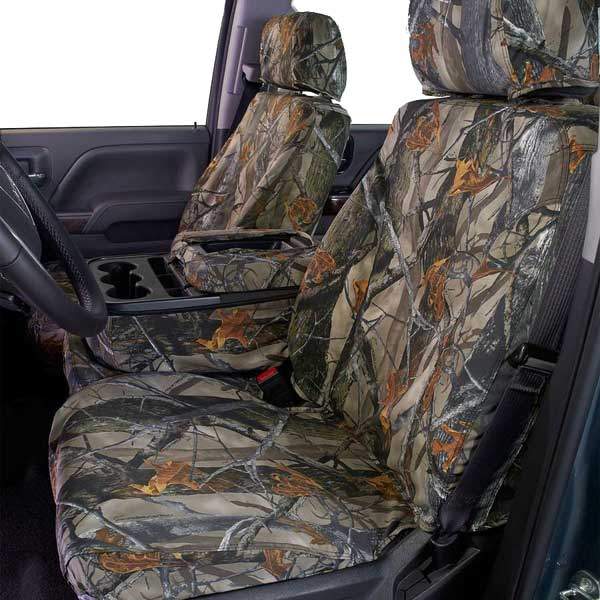 Covercraft Seatsaver Custom True Timber Camo Seat Covers