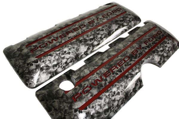Jlt Pair Of Coil Covers For 2011 2014 Ford F 150 5 0l V8