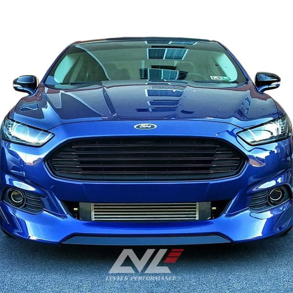 2013 fusion 2 0l ecoboost intercooler upgrade by levels performance mpt performance. Black Bedroom Furniture Sets. Home Design Ideas