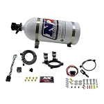 Nitrous Express Nitrous Plate System for Ford Mustang 3.7L V6