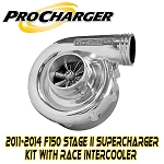 ProCharger Stage II Intercooled P-1SC-1 Tuner Kit