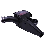 1999-2003 Ford Super Duty 7.3L Diesel S&B Cold Air Intake 75-5062 (Cleanable, 8-ply Cotton Filter)