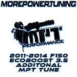 Additional MPT Tunes for 2011-2014 Ford F150 Ecoboost 3.5L w/ nGauge Programmers