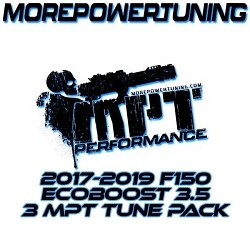 F150 Ecoboost 3.5L - 3x MPT Email Tunes - nGauge
