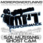 Mustang 5.0L - MPT Email Tunes - Ghost Cam Idle (Manual Transmission Only)