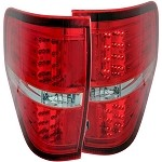 Anzo LED Taillights for 2009-2014 Ford F150