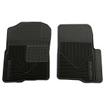 Husky Liners Heavy Duty Front Floor Mats for 2004-2010 Ford F-150