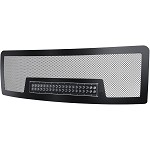 KC Hilites LED Truck Grille for 2009-2013 Ford F-150