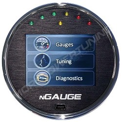 2011-2014 F150 5.0L V8 - nGauge Tuner and Digital Gauges + Bundle w/ MPT Custom Tunes