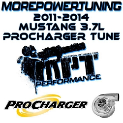 3.7 Mustang ProCharger MPT Tune