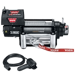 Warn VR8000 Series Winch - 8,000lb Capacity Entry Level Winch