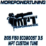 2015-2016 F150 Ecoboost 3.5 - MPT Email Custom Tunes