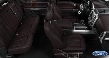 2015 F150 Ecoboost 3.5 Interior