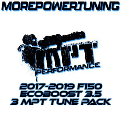 2017-18 F150 Ecoboost 3.5L - 3x MPT Email Tunes - nGauge