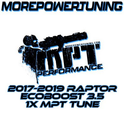 2017-18 Raptor Ecoboost 3.5L - 1x MPT Email Tunes - nGauge