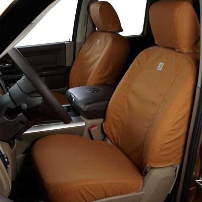 Covercraft Carhartt Custom Duck Weave Seat Covers First