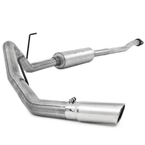 "2011-2014 Ford F150 Ecoboost 3.5 MBRP 3"" Cat Back Exhaust"