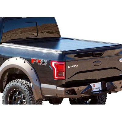 "Pace Edwards Ultragroove Metal Retractable Tonneau for 2015-2017 Ford F-150 with 5'6"" Bed"