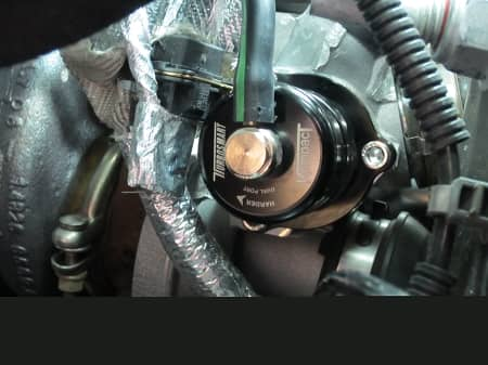 2.0 L Ecoboost >> Turbosmart Kompact Dual Port Blow Off Valve For 2013 And 2014 Fusion