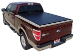 2009-2014 Ford F150 - TruXedo Duece - Soft Roll-up, Hinged Tonneau Cover for 5.5