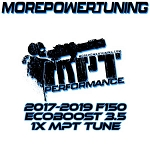 Gen2 F150 Ecoboost 3.5L - 1x MPT Email Tunes - nGauge