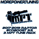2017-19 Raptor Ecoboost 3.5L - 3x MPT Email Tunes - nGauge