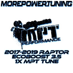 2017-19 Raptor Ecoboost 3.5L - 1x MPT Email Tunes - nGauge