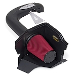 Airaid Intake System 2004-2008 Ford F-150 5.4L - 24V Triton - CAD with tube, oiled, red