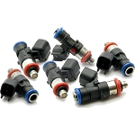 DeatschWerks - 90lb (950cc) Fuel Injectors - 11-14 Mustang 3.7L (Set of 6)