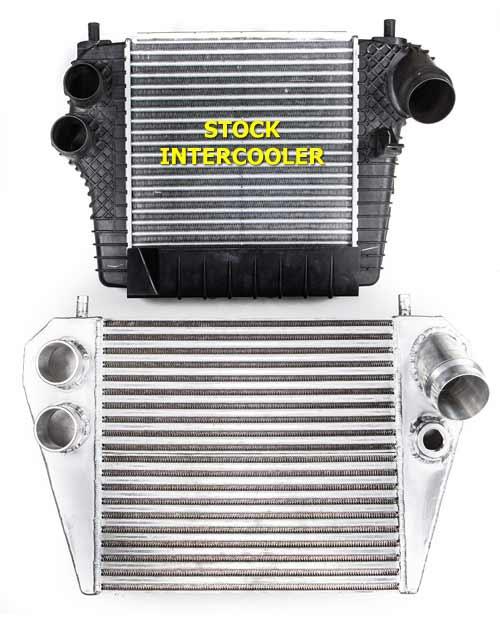 2011-2014 F150 3 5L Ecoboost - ATP Turbo Dual Core Front Mount Intercooler  Upgrade