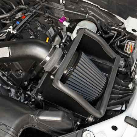 k&n blackhawk induction air intake system 2015 ford f150 v8 5.0l