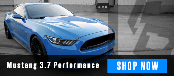 Mustang 3.7 Performance Parts and Tuning