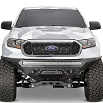 Addictive Desert Designs Stealth Fighter Front Bumper for 2019 Ford Ranger