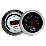 AEM Wideband O2 Air/Fuel UEGO Gauge Kit