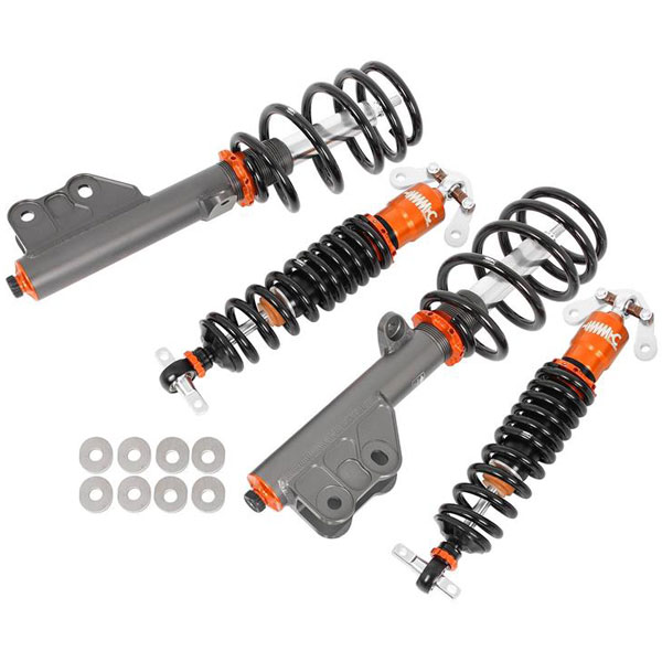 aFe Control Featherlight Single Adjustable Street/Track Coilover System for 2015-2016 Ford Mustang