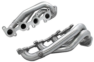 2011-2014 Ford F150 5.0L V8 Twisted Steel SS-409 Shorty Headers