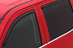 AVS In-Channel 4PC Ventvisor 2013-2017 Ford Fusion Side Window Deflectors