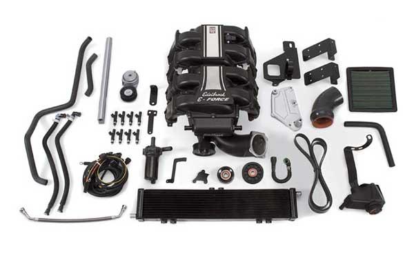 Edelbrock E-Force Stage 1 Supercharger For Ford 2011-2014 F150 5 0L V8