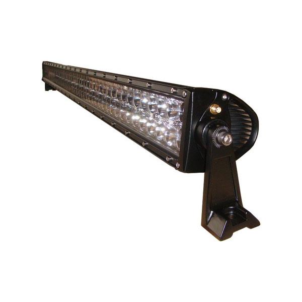 Engo Amber White Multi Function 50 Led Light Bar