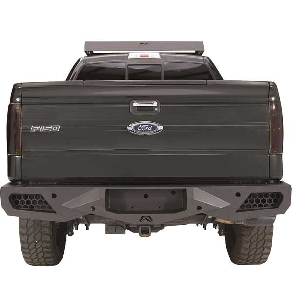 Fab Fours Vengeance Series Rear Bumper for 2009-2014 Ford F-150