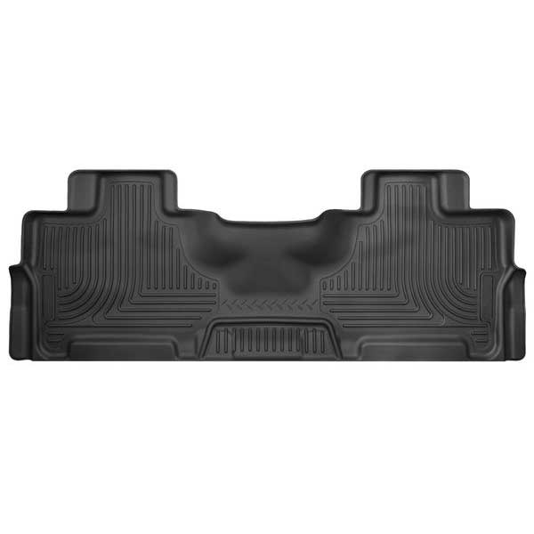 Husky Liners WeatherBeater Second Row Floor Liners for 2012-2017 Ford Expedition