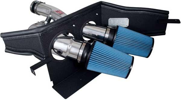 2.7 L Ecoboost V6 >> Injen Technology Power Flow Air Induction System For 2015 2018 Ford F150 2 7l 3 5l Ecoboost V6 And 2017 2019 Ford Raptor 3 5l Ecoboost