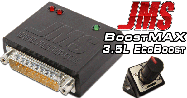 JMS BoostMax for 2017 Ford Raptor 3.5L Ecoboost V6