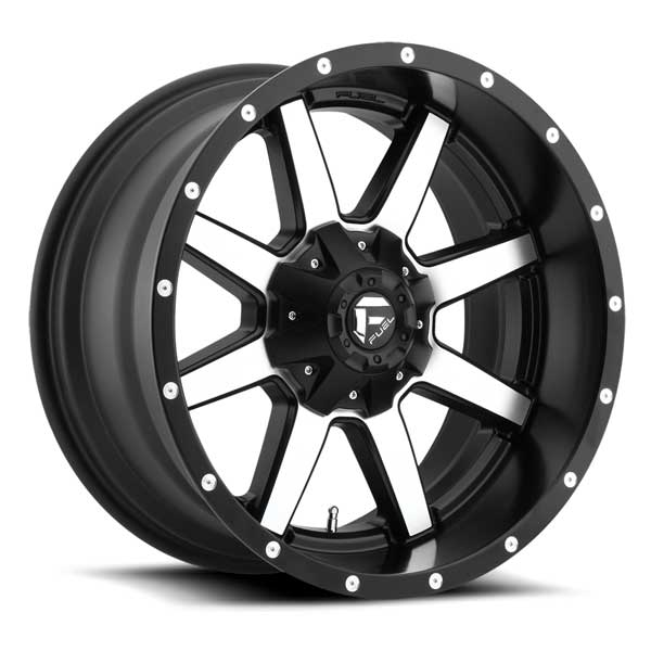 MHT Fuel Maverick Wheels for 2004-2020 Ford F-150