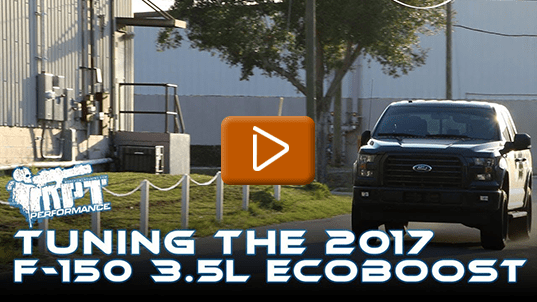 Tuning the 2017 F150 3.5 Ecoboost