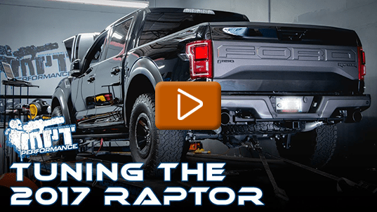 Tuning the 2017 Raptor 3.5 Ecoboost