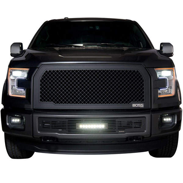 Putco Boss Grille for 2015-2016 Ford F150