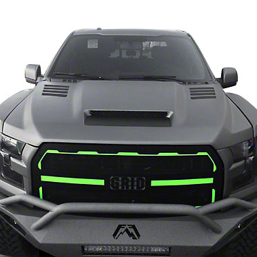 RK Sport Ram Air Hood for 2015-2018 Ford F-150