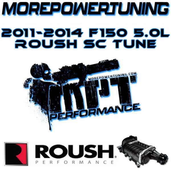 Roush Tunes via email for 11-14 F150 5 0 V8 – SCT Tunes